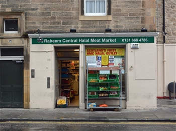 HMC CERTIFIED HALAL BUTCHER & CONVENIENCE STORE IN EDINBURGH